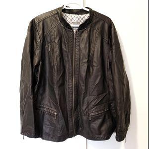 Reitmans | faux leather jacket